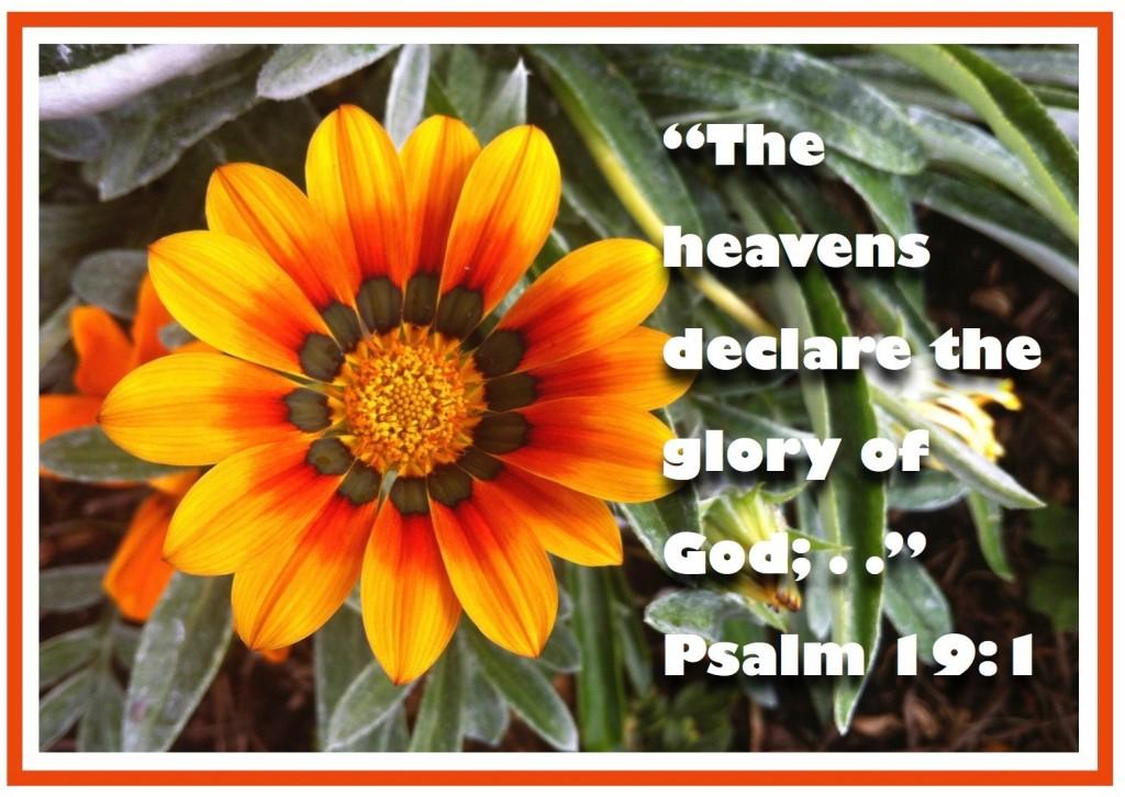 (√US-J13) Psa 19.1